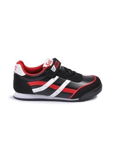 Cosby 3552 Buz-Pembe Çocuk Spor Ayakkabı Siyah